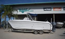 2003 Glacier Bay Catamarans 260, All boats water tested!Contact Logan at: 337-380-1566 BoatyardLogan@gmail.comWe offer competitive financing and take trades!2003 Glacier Bay 260 CC12/13 Yamaha F150's Showing 511hrsTandem axle trailerBoat features:Twin