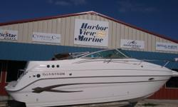 ****STK # 5091**** For More Info Copy This Link >>http://www.harborviewmarine.com/2003-glastron-gs-279-inventory.htm?id=1838306&in-stock=12003 Glastron GS279 Volvo Penta 5.7 GXIH DP 320 Hp.Installed options* Engine Volvo DP* Dual Stainless Steal Props.*