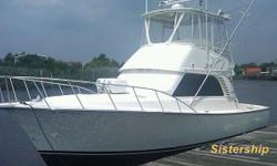 WOW, A $30,000 price drop!!!!! THIS BE THE NEXT 35 HENRIQUES SOLD! Owner will consider a late model high end smaller center console as cash + trade deal. Please no turds! 2003 35 Henriques Sportfisherman,Yanmar440hp Diesel Engines, Galley