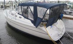 2003 Hunter 356 Turn Key, Motivated Seller, Truly a Must See. Perfect Live-aboard. Antar is in exceptional condition and ready to go for her next owner. The current owner has maintained her to the highest standard and is ready for a change. She has lots
