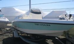 NEW INVENTORY 2003 Hydra Sport 1900 Baybolt This 2003 Hydra Sport 19 Baybolt is a great boat for the bay/lake w/ a 2007 ETEC 150, Trolling Motor, & a Trailer! This boat comes with: 2007 Evinrude ETEC 150 hp motor 2S Venture Roller Trailer Trolling Motor