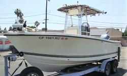 SALE PENDING SALE PENDING! ULTRA CLEAN!! FISHING MACHINE !! Kencraft is a 28 year old boat manufacturing company located in Wilson, North Carolina. The 206 Center console boat is a battle wagon of a fishing boat. A functionally designed boat that offers a