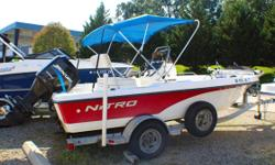 USED BOAT Engine(s): Fuel Type: Gas Engine Type: Outboard Quantity: 1 Beam: 7 ft. 1 in.