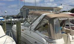This 33 is a great weekend live-aboard. She priced right and will quick. Don't miss this one !!