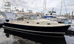 Well Maintained and Turn Key This Mainship34 Pilot is Exceptional  Chapter II is an excellent example of the popular downeast style Pilot 34 cruiser. She has been consistently upgraded by her attentive owners over the years. She is