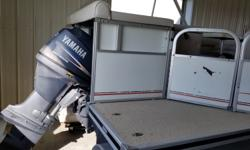 *Passenger capacity: 16 *Rear ladder *Changing room *Bimini Top *Table *Very clean inside *Boat Cover *Trailer option available - additional cost Standard features: *Passenger capacity: 16 *Rear ladder *Changing room *Bimini Top *Table *Very clean inside