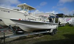 Powered By 2013 Suzuki DF115 Suzuki Outboard Motor With Extended Protection Till 12/17/2019 And Also Includes A 2008 Magic Tilt Tandem Axle Aluminum Trailer. Equipped With Jack Plate, Newer Stereo, New Mooring Cover, Garmin 441s GPS / Fish Finder, VHF