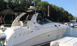"""This Amazing Sea Ray 340 Sundancer has everything needed for an enjoyable adventure on the water. """"Waterfront Property"""" cruises at 25kts and tops out at 32kts. Owner wants to sell now and is negotiable on the price. Price"""