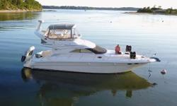 Fastidious Owner This very hands-on owner has had the pleasure of using and improving this very clean yacht. This owner records oil samples every season.  All Records are available with tpurchase contract. Soft bottom Tender with beaching wheels and