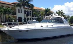 This vessel is a 2003 and updated in 2011, There is too much to list in updates $175K in customizing see photo descriptions & videos. Looking for a nice one, this one is over the top and shows NEW!  A/C &Heating (Incl.