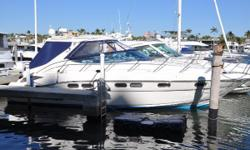 SPECTACULAR CONDITION - TURN-KEY - READY TO CRUISE LOADED WITH ALL THE OPTIONS ALL MAINTENANCE UP TO DATE - READY TO SURVEY PROFESSIONALLY CAPTAIN MAINTAINED TWIN CUMMINS DIESELS - 960HP COMBINED INCREDIBLE VALUE SEALINE - BUILT IN THE UK-ONE OF THE TOP