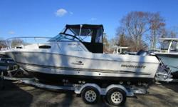 NEW INVENTORY 2003 Wellcraft 240 Coastal W/A This 2003 Wellcraft 240 Coastal W/A is in excellent shape & is a nice boat, motor, & trailer package that is ready for the water! This boat comes w: Yamaha 200hp V6 TXRB 2 stroke Venture Roller Dual Axle