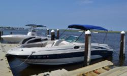 2004 Sea Ray 240 2004 240 Searay Bowrider - $24,000. In storage, Dickinson Marine, Somers Point, NJ. New Carpets. 2009 Sea Lion Trailer (value $1800.00) included in price of $24,000. Call Boat Owner Rob 856-275-3080. Category: Powerboats Water Capacity: 0