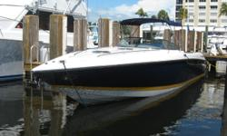 Description 2004 34' Cobalt 343 -- Immaculate Condition -- Twin 575 Mercruiser SCI's with Bravo x Drives!! Lots of Upgrades Including: Generator Extended Swim Platform + Teak Flooring in Cockpit & Helm Areas!! Priced Aggressively for a Quick Sale Call