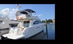 "Category: Powerboats Water Capacity: 0 gal Type: Motoryacht Holding Tank Details:  Manufacturer: Meridian Holding Tank Size:  Model: 411 Sedan Passengers: 0 Year: 2004 Sleeps: 0 Length/LOA: 41' 0"" Hull Designer:  Price: $199,500 / €153,308 Engine"