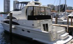 $30K REDUCTION to SELL NOW!IMMACULATE! A CLEANER, MORE PERFECT LOW HOUR YACHT YOU WILL NOT FIND... ANYWHERE! ALL SYSTEMS AND EQUIPMENT ARE PERFECT FAIRLY RECENT SURVEY AVAILABLE TO SERIOUS BUYERS. THIS ONE WON'T LAST, SO BRING ON YOUR OFFERS BEFORE