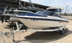 This is a great family starter boat. Easy to trailer and is in very nice condition. Trades considered. Engine(s): Fuel Type: Gas Engine Type: Inboard Quantity: 1