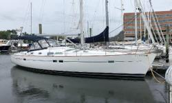 Obsession is a 2004 one owner, two cabin Beneteau 423. Obsession is well taken care off. The Beneteau 423 won the Cruising World boat of the year award and Sailing Magazines top ten sailboats award. Beneteau had a very good run with this Group Finot