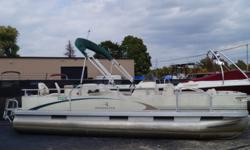 SALE PENDING 2004 Bennington 22 FSI PACKAGED WITH A MERCURY 9.9HP ENGINE! Stock number: USED411