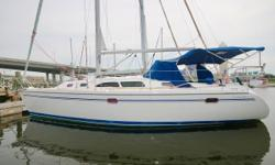 This is one of Catalina's most popular models, and when launched they had to double production in an attempt to meet the demand. Having sailed a similar boat from West Palm Beach, Florida, I am able to attest to its ability to be taken offshore and