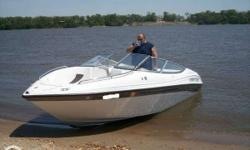 ON HOLD 3/23 AVAILABLE ABOUT APRIL 10TH BOAT IS HERE, BUT CURRENTLY WINTERIZED, NEEDS TO GO THROUGH OUR CLEANUP AND DETAIL SHOP AROUND APRIL 1ST, 5 LITRE V8 ENGINE, GALVANIZED TRAILER, COVERS, OUR PERSONAL WARRANTY WILL COME WITH IT, YOU MAY SEE IT, BUT