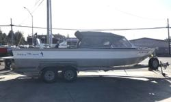 STOCK LIMITED 2004 Fish-Rite 24 Sled Make Us An Offer!!! This 24' Fish-Rite sled is priced at just $29950 at our coos bay location!! Its equipped with a yamaha T9.9PXH Kicker and only has 42 hours on the mian motor! With welded downrigger pads, in floor