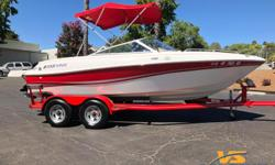 ***PRICE REDUCED*** Call Shawn for more details at (805) 466-9058 or email shawn@vsmarine.com The Four Winns 190 Horizon is a good example of how companies work to create boats that resonate with boaters'' specific wants and needs. The 190 would be an