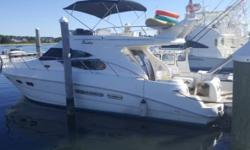 2004 Sealine Sports 43PC 2004 Sealine Sports 43PC model in great shape 43 feet in overall length Sleeps 6 to 8 comfortably within as well! Equipped with 500hp Cummins Diesel Twin motors Currently with 575 hours on them 39 knots And much more...! This is a