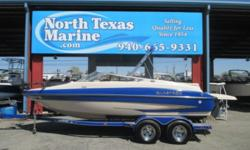 2004 Glastron GX 205 SF, If you're looking for an inexpensive way to keep the kids entertained, look no further than this well-cared for, low hour GX 205 SF from Glastron boats. It will ski, fish, tube, or just get you and the family out to your favorite