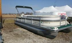 115hp power on a 24 foot pontoon for under $15,000!!!!! Boat will not last long! Trades Considered. General Options STANDARD USED BOAT POLICY Additional Equipment: STANDARD USED BOAT POLICY. Engine(s): Fuel Type: Other Engine Type: Other