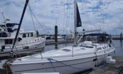 TOTALLY BLOWEDis a one owner Hunter 466 3 cabin sloop that's been professionally maintained and in excellent running condition. She was in freshwater most of her life only coming to FL in January 2014. She's suitable as a spacious live-a-board and