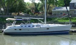 Performance and versatility best describes this vessel. The sleek hull form design slides gracefully across the ocean and is easily handled. Great live aboard or cruiser/racer, ready for an ocean voyage! A MUST SEE. Nominal Length: 46' Length At Water
