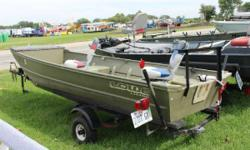 2004 Lowe 1440M Jon Boat with a Homemade boat trailer. 2004 Lowe 1440M Jon with a 2004 Homemade Boat trailer. This Jon has 2 fold down seats, an anchor, paddles, and a spare tire for the trailer. Engine(s): Fuel Type: Other Engine Type: Other