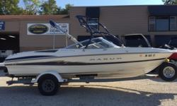 2004 Maxum 2000SR3 VERY CLEAN!!! 2004 Maxum Bow Rider boat with 220 HP Mercruiser V-8 Engine!!! This boat is great for wakeboarding with the Air Boom Wakeboard Tower and extended swim platform.. Never worry about the trailer rusting out, its galvanized!!