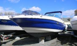 *** W/MERC 502 MAGNUM B1/BIMINI=BOW &CP COVERS/// *** The deckboat has become hugely popular over the last number of years, because of the versatility of the whole boating experience. Whether it is skiing, tubing, or just cruising, the deckboat affords