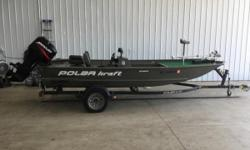 Very nice utility boat for both fishing and duck hunting! Nominal Length: 18' Length Overall: 18' Engine(s): Fuel Type: Other Engine Type: Outboard Beam: 7 ft. 0 in. Stock number: U0916SP
