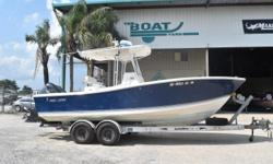 2004 Regulator 23CC, Contact Logan at: 337-380-1566 BoatyardLogan@gmail.comWe offer competitive financing and take trades!2004 Regulator 23 CCTwin 2007 Yamaha HPDI 200HP with 170hrsTandem axle aluminum trailerA serious fisherman's dream, the Regulator 23'