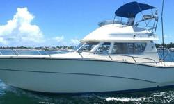 PRICE REDUCED $25,000!-RODMAN - BUILT IN SPAIN - Rare Walk A Round, Sport Fisher By one of the most respected Brands in European Yachting circles.A Sterling Reputation for Quality, Strength, Design and Safety!   This Rodman 41' With 2 Cabins is