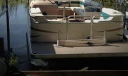 Actual Location: Hudson, IN - Stock #094662 - HEAD TURNING, WIND IN YOUR FACE PERFORMANCEEnjoy A Day On The Water In Comfort & Style For Your Whole Family Including Your Friends...!! There Is Enough Room On This Pontoon For The Whole Crew...!! Lots Of