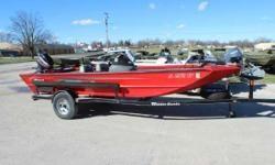 2004 Triton 173 Sport with a Mercury 25EL and Trailmaster Trailer 2004 Triton 173 Sport with a Mercury 25EL and Trailmaster Trailer is new to our consignment boats. This 2004 Triton comes with 2 Lowrance Depthfinders, Motorguide 82# 24V Troller, 2 Fold