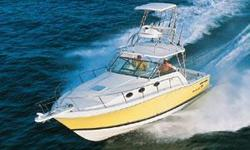 PRICE REDUCED BY $10,000! New Canvas! Nominal Length: 33' Length Overall: 38.4' Max Draft: 3' Engine(s): Fuel Type: Other Engine Type: Inboard Draft: 3 ft. 0 in. Beam: 12 ft. 5 in. Fuel tank capacity: 370 Water tank capacity: 52