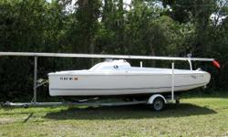 2005 HUNTER 216 Sailboat, Nissan 4 hp four stroke outboard, 500 lb swing keel with hydraulic lift system, easy lift Vara rudder, mainsail, mainsail reefing system, Harken rollerfurler headsail, rigged for solo sailing, cuddy cabin with cushion package and