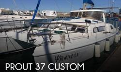 Actual Location: Apollo Beach, FL - Stock #110111 - If you are in the market for a catamaran sailboat, look no further than this 2005 Prout 37 Custom, just reduced to $90,000 (offers encouraged).This vessel is located in Apollo Beach, Florida and is in
