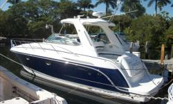2005 37 Formula PC. One of the few with the hardtop option in 2005. Other notable features are a bow thruster and full electronics including radar. The engines are the high output 420 HP each. This is a brokerage boat in Aventura, FL. Our seller is very