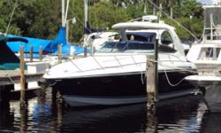 This is the lowest priced Formula 37 PC with a hard top! If you are in the market for a clean, loaded express cruiser ..... you must see this Formula!  Professionally maintained, 370 hp Mercruiser 8.1 inboard, Bow Thruster, Generator, A/C,