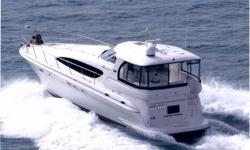 "Category: Powerboats Water Capacity: 120 gal Type: Motoryacht Holding Tank Details:  Manufacturer: Sea Ray Holding Tank Size: 60 gal Model: 480 Motor Yacht **BRISTOL** Passengers: 0 Year: 2005 Sleeps: 0 Length/LOA: 48' 0"" Hull Designer:  Price: $349,000 /"