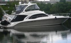 "More Category: Powerboats Water Capacity: 0 gal Type: Motoryacht Holding Tank Details:  Manufacturer: Sea Ray Holding Tank Size:  Model: Sedan Bridge Passengers: 0 Year: 2005 Sleeps: 0 Length/LOA: 50' 0"" Hull Designer:  Price: $590,000 / €453,393"