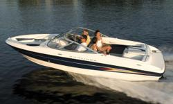 """INCLUDES SKI/WAKE TOWER THIS 20'5"""" OPEN BOW WAS SOLD AND SRVICED RIGHT HERE, HAS THE 220HP MERCRUISER V8, FACTORY TRAILER, COVER, NICE INTERIOR AND EXTERIOR, SKI RING, WAKE/SKI TOWER BY MONSTER TOWER, PRICED AT THE AVG NADA RETAIL NOT THE HIGH! WILL BE"""