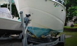 Actual Location: Millsboro, DE - Stock #017300 - LOW HOURS! -- Motivated Seller -- All reasonable offers will be considered!This 2005 Bayliner 265 SB Express Cruiser is powered by a Mercruiser 5.7L inboard/outboard engine.Hours: 186***Original Owner - 1