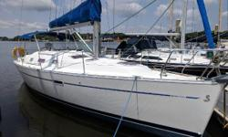Great Performance and Easy To Own Fresh Bottom Paint, Batteries and Beautifully Waxed Hull  Be Sure To Watch The Walk Through Video!  Legato offers a slender and attractive profile and an unusually large living area for a boat of her